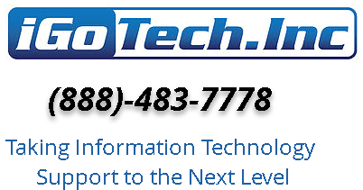 igotech incorporate computer support logo